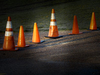 Cones at First Light