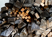 The Old Woodpile