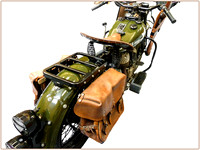 World War II Army Bike Restored